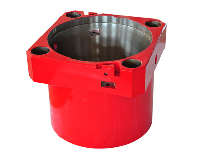 17.5inch Tower Crane Mast Alloy Steel Master Bushing for Construction